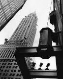 Chrysler Building Posters par Trefor Ball