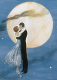 Moonlight Romance Prints by Howard Elcock