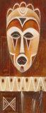 Global Mask II Prints by Sarah Latham
