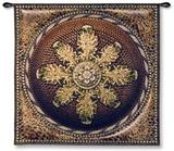 Leopard Rosette Wall Tapestry
