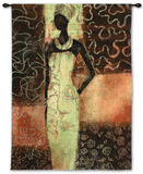 Radiance Wall Tapestry by Gosia Gajewska