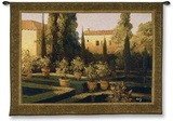 Verona Garden Wall Tapestry by Philip Craig