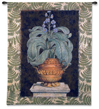Tropical Urn I Wall Tapestry by Walter Robertson