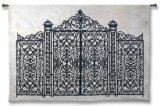 Louis XV Gate Tapiz