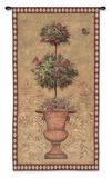 Rose Topiary I タペストリー : ジル・シュルツ・マクギャノン