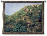 Vista de Deta Wall Tapestry by Montserrat Masdeu