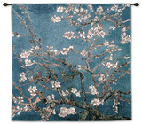 Almond Branches in Bloom, San Remy, c.1890 Wall Tapestry by Vincent van Gogh