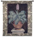 Tropical Urn II Wall Tapestry by Walter Robertson