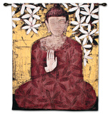 Enlightenment Wall Tapestry by Ivo