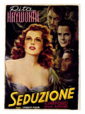 Seduzione- Seduction Poster by Arturo Ballester
