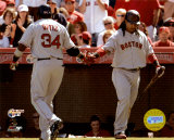Manny Ramirez and David Ortiz Photo