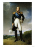 Alexander I Giclee Print by Francois Gerard