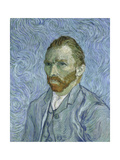 Self-Portrait, c.1890 Giclee Print by Vincent van Gogh
