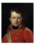 Napoleon Bonaparte as First Consul, c.1803 Lmina gicle por Joseph-marie Vien The Elder