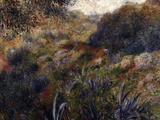 Algerian Landscape, c.1881 Prints by Pierre-Auguste Renoir