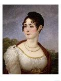 Empress Josephine, c.1809 Posters by Antoine-Jean Gros