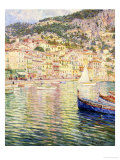 Villefranche Giclee Print by Omer Coppens
