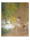 The Ballerinas, c.1894 Giclee Print by Henri Gervex