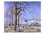 Hyde Park Giclée-Druck von Alice Taite Fanner
