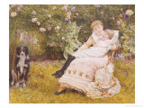 Summer's Day Giclee Print by Edward Killingworth Johnson