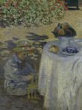 Le Dejeuner, c.1873 Giclee Print by Claude Monet