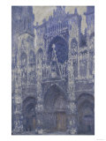 Rouen Cathedral, c.1892 Giclee Print by Claude Monet