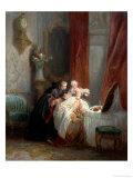 Dangerous Liason Giclee Print by Nicolas Edward Gabe