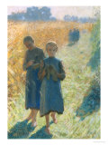 The Sisters Giclee Print by Emile Claus