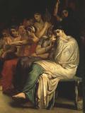 Tepidarium, c.1853 Giclee Print by Theodore Chasseriau