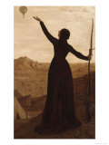 Siege of Paris 1871, c.1874 Prints by Pierre Puvis de Chavannes