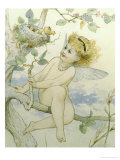 The Tree Fairy Giclee Print by William Stephen Coleman