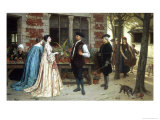 My Lady's Choice Reproduction procédé giclée par Theodore Ceriez