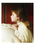 Prayer Giclee Print by Henry Le Jeune