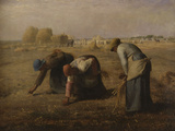 The Gleaners, c.1857 Giclee Print by Jean-François Millet
