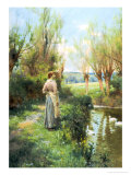 Spring Morning Giclee Print by Alfred Augustus Glendenning
