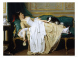Special Treat Giclee Print by Joseph Caraud