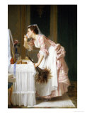 Taking a Liberty Giclee Print by Joseph Caraud