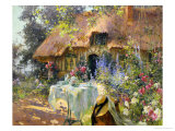 Summersday Giclee Print by Henri-Gaston Darien