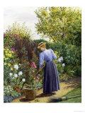 Day in the Garden Giclée-Druck von Marian Chase