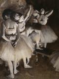 Ballet Rehearsal, c.1874 Prints by Edgar Degas