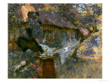 Cottage and a Heart Giclee Print by Henri-Gaston Darien