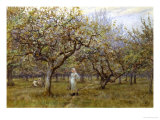 Time to Go Reproduction procédé giclée par Helen Allingham