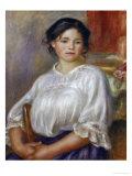 Helene Bellon, c.1909 Posters by Pierre-Auguste Renoir