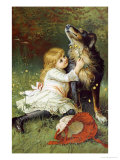 Do You Like Butter Giclee Print by Charles Burton Barber