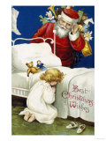 Best Christmas Wishes Giclee Print