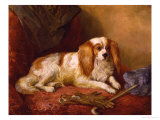 Man's Best Friend Giclee Print by Arthur James Stark