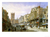 Chester Giclee Print by Louise J. Rayner