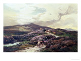 Highland Landscape, Killin, Perthshire Giclee Print by Sidney Richard Percy