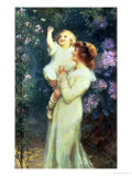 Playtime Giclee Print by Frederick Morgan