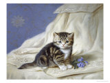 Forget-Me-Not Giclee Print by Horatio Henry Couldery